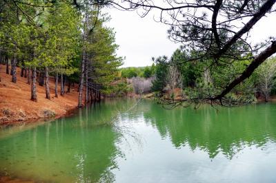 캄릭 국립공원 호수  04
