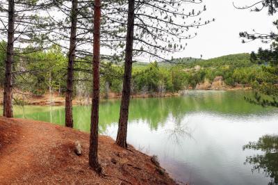 캄릭 국립공원 호수  05