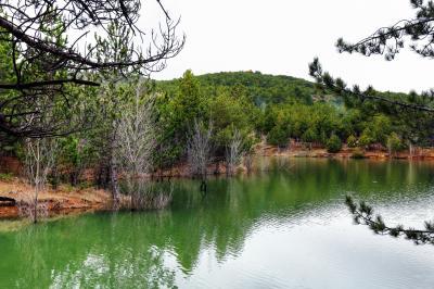 캄릭 국립공원 호수  06