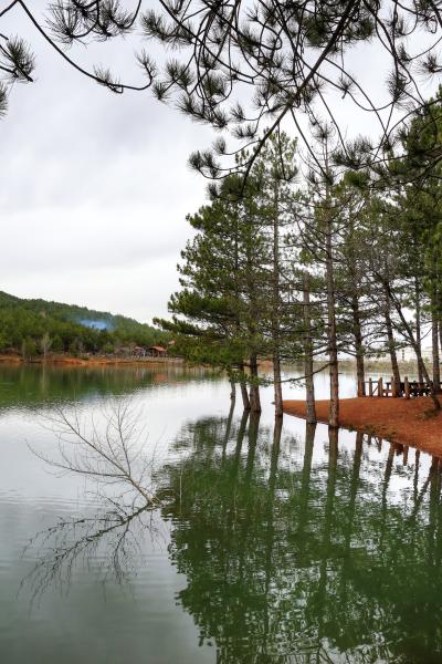 캄릭 국립공원 호수  09