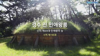 경주 전 민애왕릉
