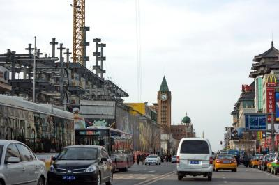 왕푸징 거리