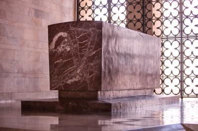 아느트카비르 무스타파 케말 아타튀르크 영묘 석관