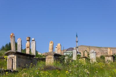 에르진칸 멜릭 가지 무덤 06
