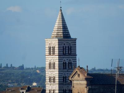산 로렌조 성당 타워