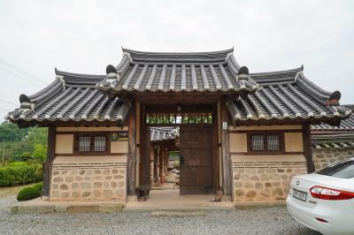 서산 경주김씨 고택 01