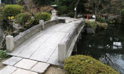 시텐노지-혼보우 정원 01
