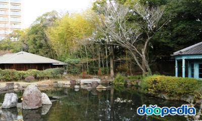 시텐노지-혼보우 정원