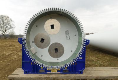 풍력발전 날개설치 01