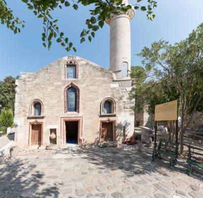 보드룸 수중 고고학 박물관 스페인 교회    01