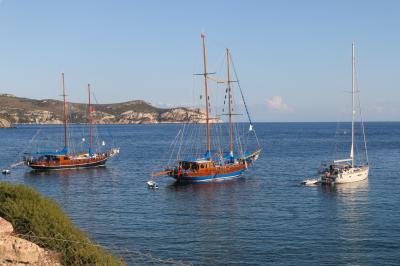 크니도스 고대도시 항구