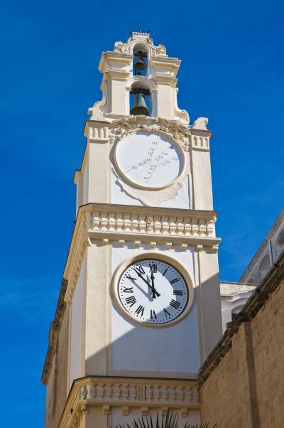 세인트 아가타 성당 시계탑 06