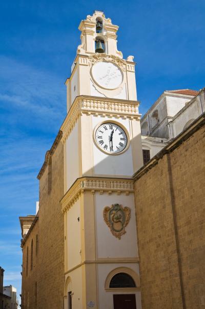 세인트 아가타 성당 시계탑 07