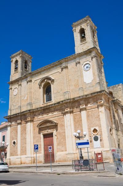 타우리사노 예수그리스도 변형 교회 09