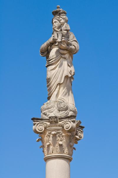 산타 마리아 델라 스트라다 교회 상세사진 09