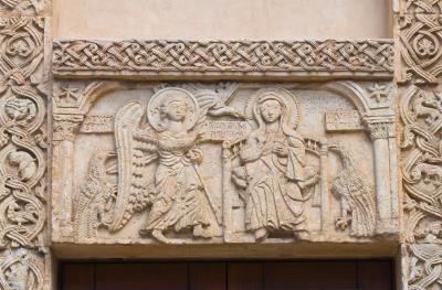 산타 마리아 델라 스트라다 교회 상세사진 03