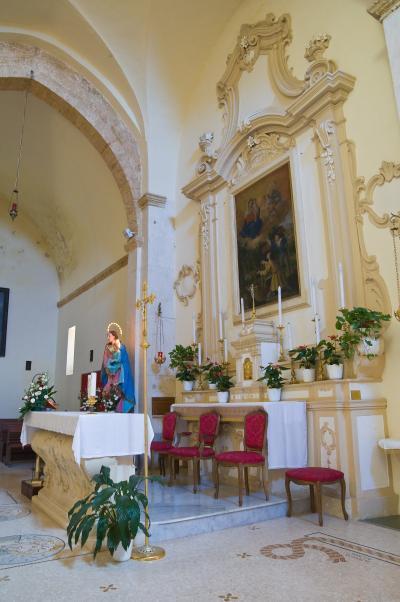 산타 마리아 델라 스트라다 교회 상세사진 06