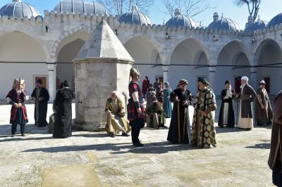 터키 친위보병 재현 행사  01