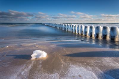 하우피 겨울 해변  01