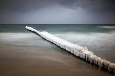 하우피 겨울 해변  04