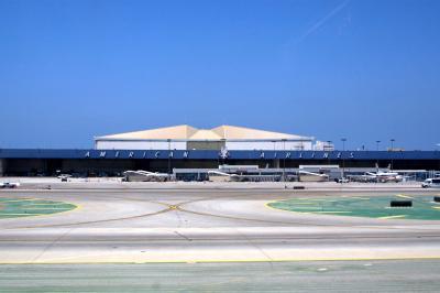 로스앤젤레스 국제공항, 아메리칸 격납고 04