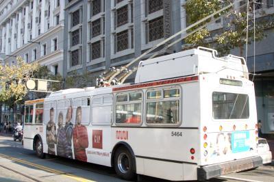 샌프란시스코 트롤리 버스