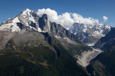 아오스타 몽블랑산