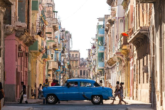 쿠바의 수도 <아바나>