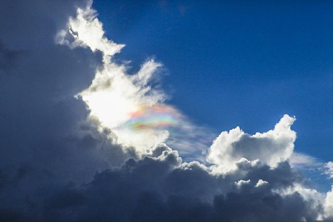 괌#10_괌 하늘의 무지개, 그리고 쇼핑!
