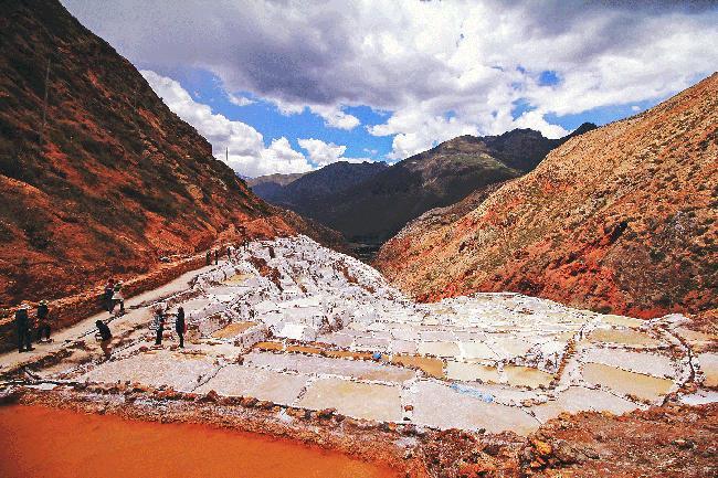 쿠스코 근교 성스러운 잉카 계곡 여행.