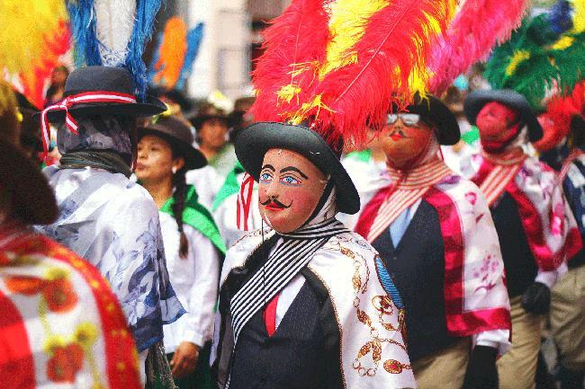 페루의 수도 리마에서 남미 여행을 마무리 짓다.