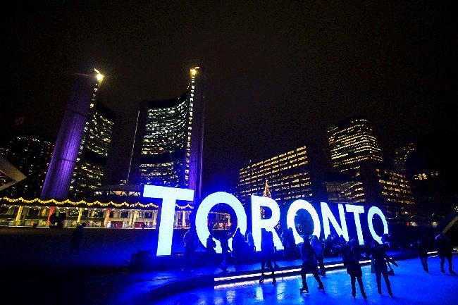 캐나다 모자이크 문화를 대표하는 도시 토론토.