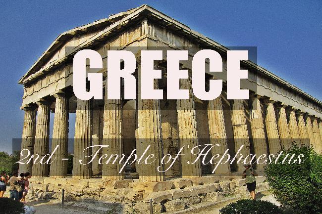 제2화 - 아테네 황금기의 흔적을 찾아서