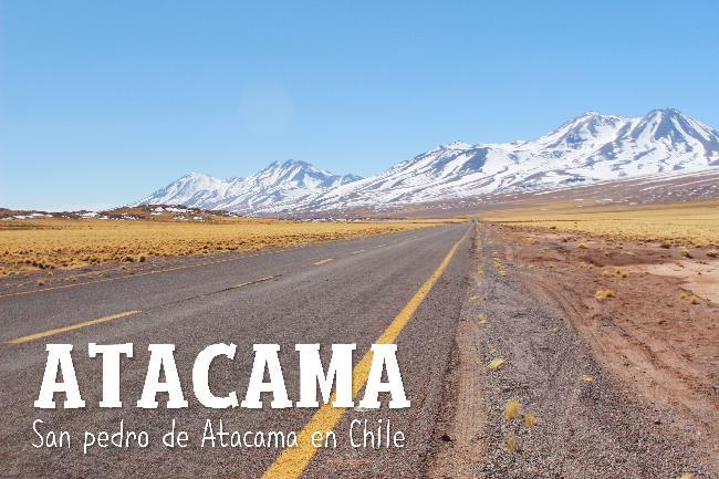 [칠레] 여행자들의 도시, 아타카마