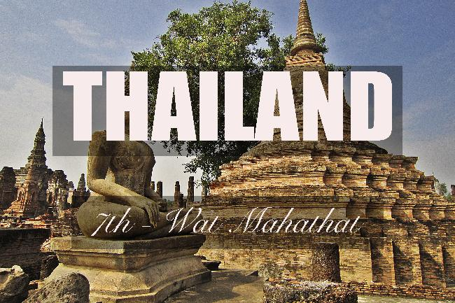 제7화 - 태국 문화의 황금기, 수코타이