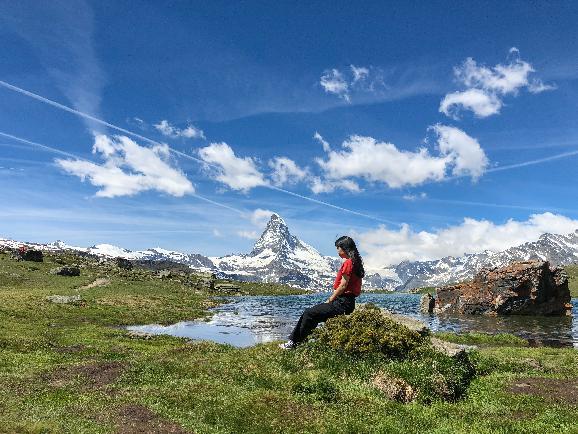스위스 여행 #02_토블론 속 산을 찾아서