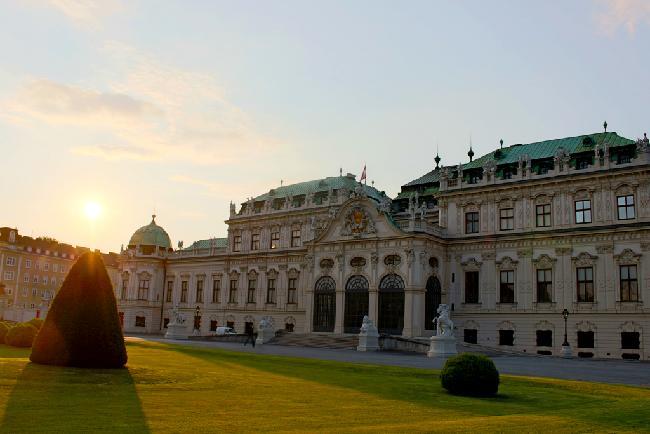07. 벨베데레 궁전이 매력적이었던 오스트리아 - 빈