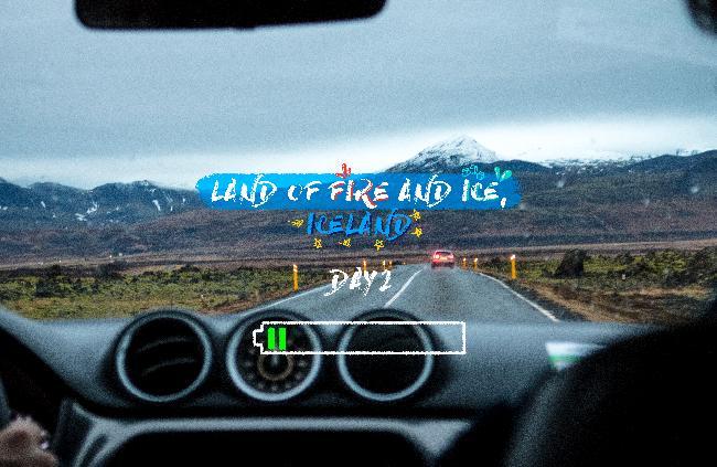 DAY2. 아이슬란드 자연과의 첫 만남, 스나이펠스네스