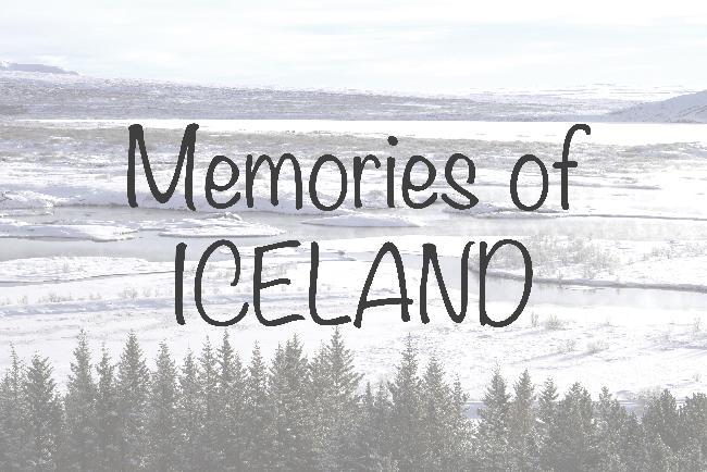 아이슬란드의 자랑 - 골든서클