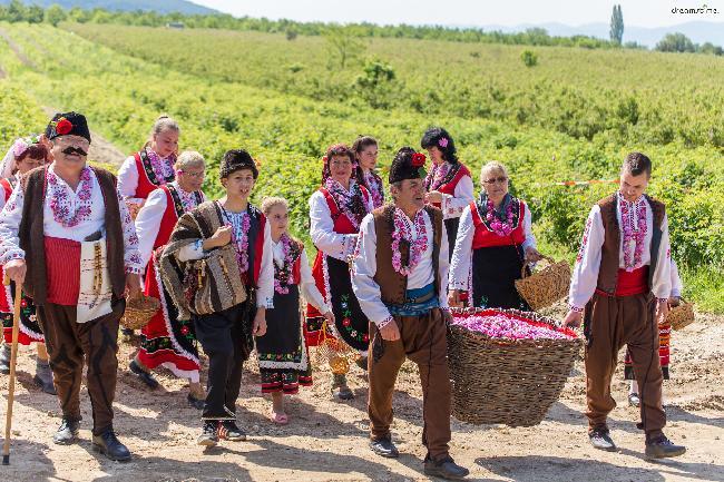 6월 축제_카잔루크 장미 축제