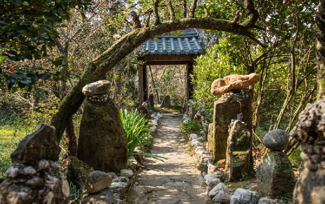 구례 쌍산재 - 후손이 거하는 살아있는 정원