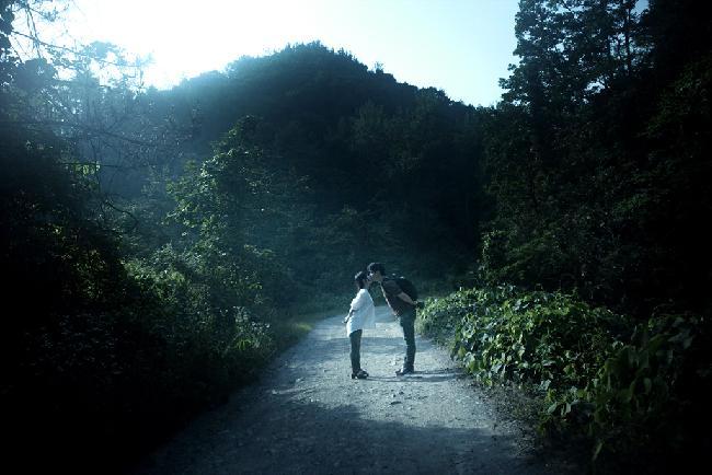 Clair de Lune, 달빛내린 옥천 옥봉산 숲
