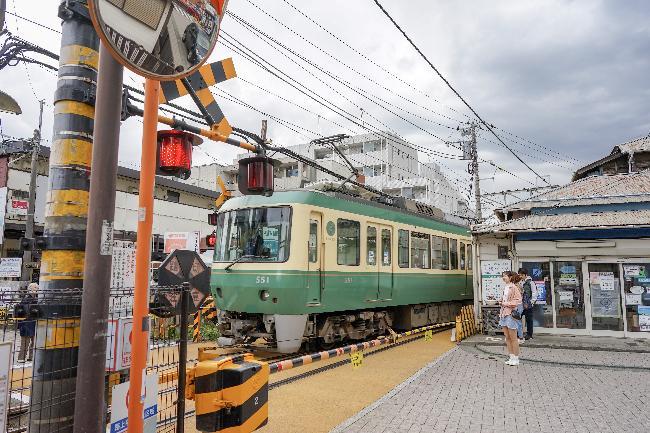#4. 해안선을 따라, 에노시마 (1)