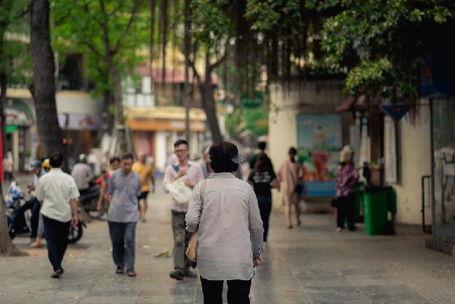 베트남1_할머니와 하노이