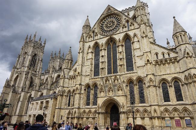 영국 기독교의 시작이 된 곳 '요크 민스터'