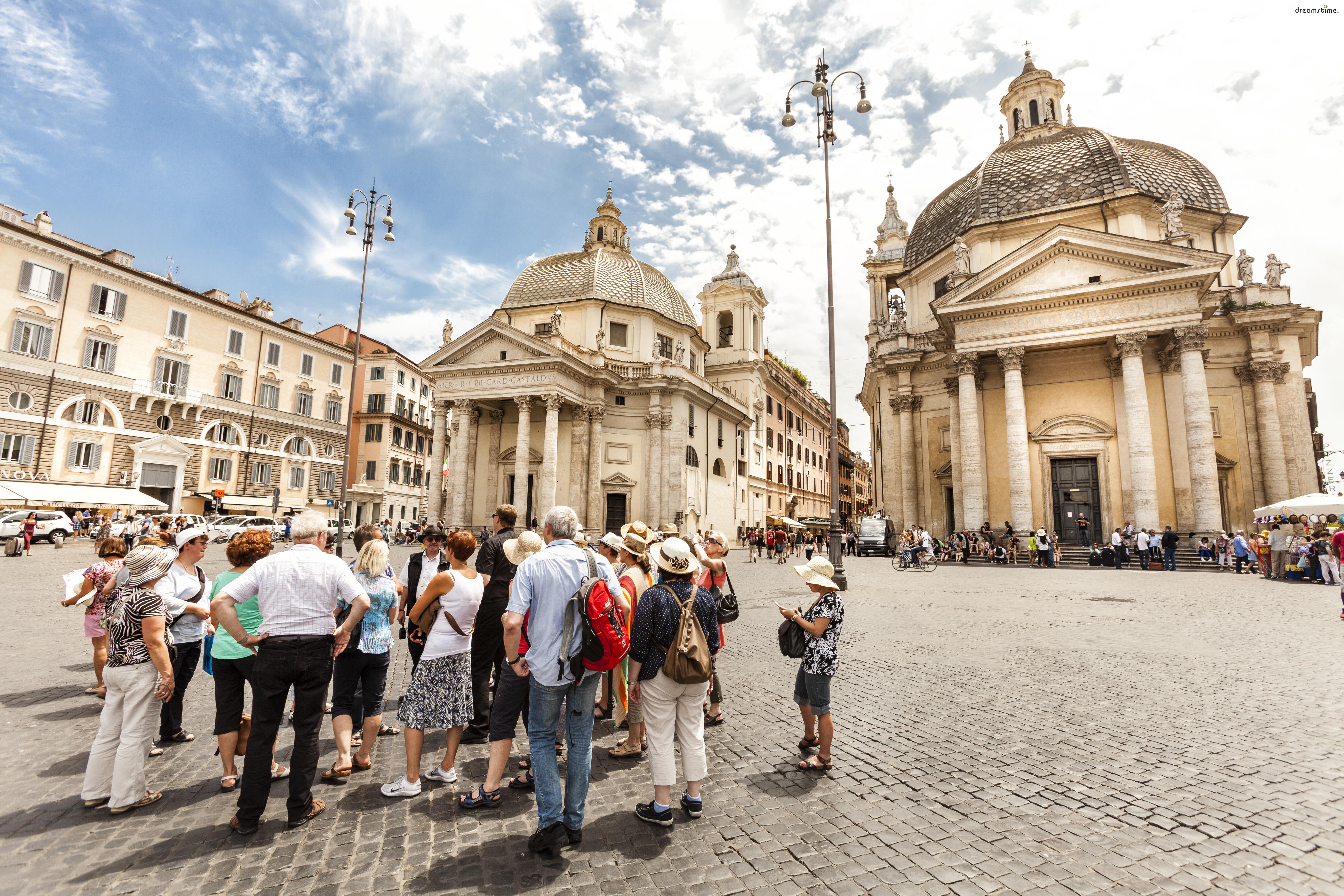 로마의 관광명소