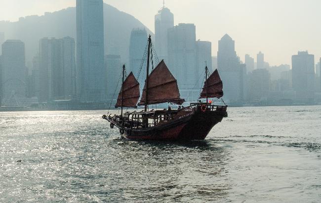 #3. 홍콩해양경비박물관