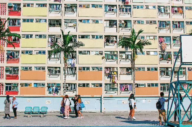 [홍콩 여행기 #5] 이웃에 방해가 되지 않는 선에서
