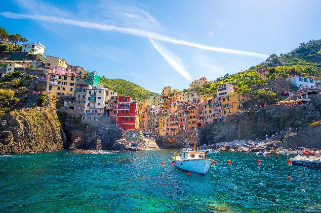다섯 가지 매력을 한 번에, 이탈리아 친퀘테레