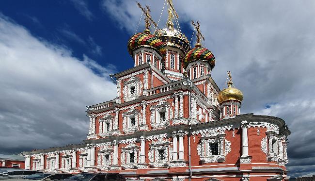 TSR 시베리아 횡단철도 여행 - 니즈니 노브고로드